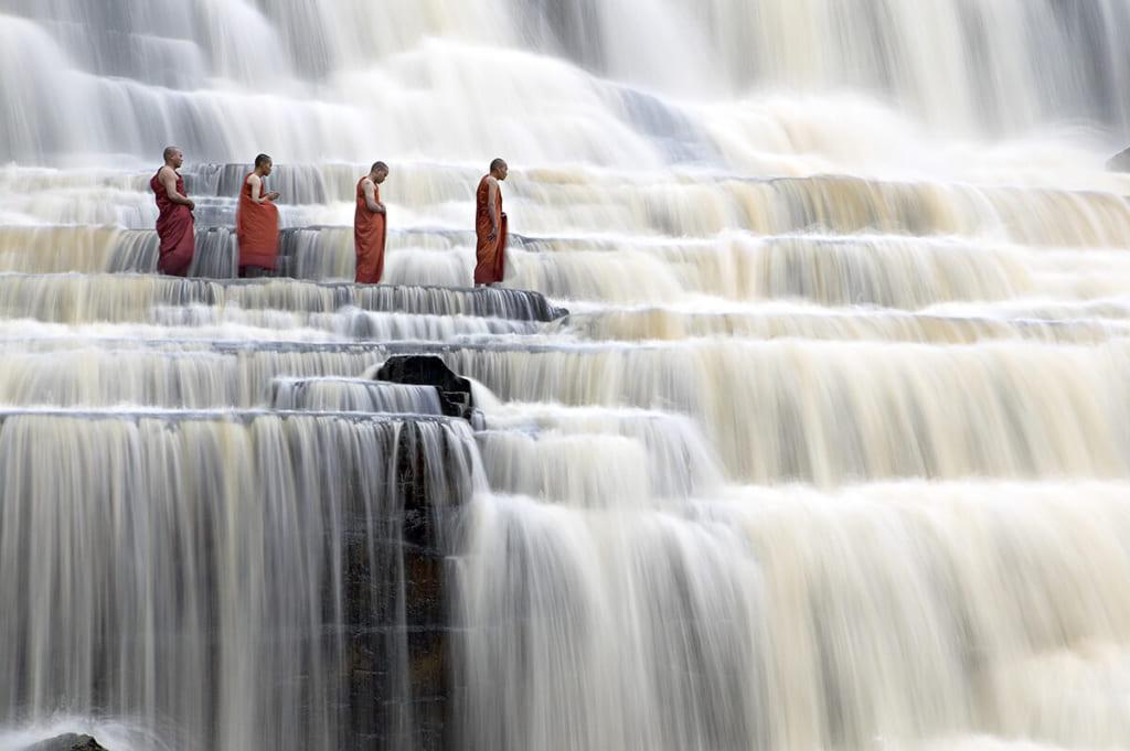 Địa điểm du lịch Đà Lạt nổi bậc với 10 con thác vẫn còn hoang sơ